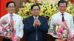 Những Bí thư Tỉnh ủy được điều động về Trung ương trong năm cuối nhiệm kỳ