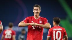 Vùi dập Lyon, Bayern Munich thiết lập hàng loạt kỷ lục ấn tượng