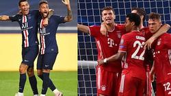 """Lọt vào chung kết Champions League, PSG và Bayern """"vớ bẫm"""""""