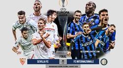 Soi kèo, tỷ lệ cược Inter Milan vs Sevilla: Cúp về Italia?