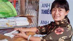 Giữa mùa dịch Covid-19, cô giáo vùng quê mở cửa hàng 0 đồng giúp học sinh nghèo