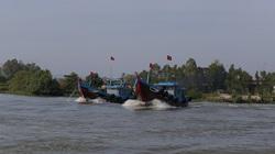 Quảng Nam: Tàu không số vượt trạm biên phòng bị kiểm tra, phát hiện ra thi thể ngư dân