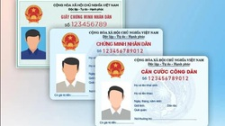 Khi nào phải đổi thẻ căn cước công dân?
