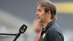 """Sevilla đối đầu Inter Milan, HLV Lopetegui """"nắn gân"""" đồng nghiệp Conte"""