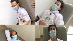 Y, bác sĩ Bệnh viện Đa khoa tỉnh Quảng Trị hiến máu cứu bệnh nhân vượt qua nguy kịch