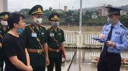 """Trao trả Trung Quốc 3 người đi du lịch """"chui"""""""