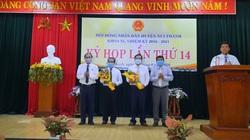 Quảng Nam: Giám đốc Sở GTVT sang làm Chủ tịch huyện Núi Thành