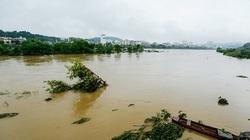 Trung Quốc xả lũ xuống sông Hồng, Lào Cai, Yên Bái trực xuyên đêm, sẵn sàng ứng phó