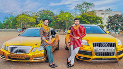 Tin xe (21/8): Tỷ phú Ấn Độ cổ đeo trĩu vàng sở hữu dàn xe sang vàng choé