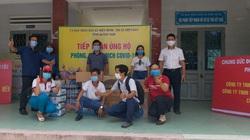 Cộng đồng DN góp từng thùng mì, ký gạo chung sức phòng, chống dịch Covid-19