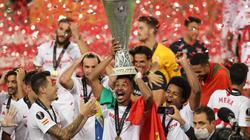 CHÙM ẢNH: Lukaku đốt lưới nhà, Inter cay đắng nhìn Sevilla đăng quang Europa League