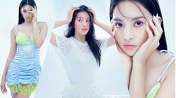 """Trần Tiểu Vy xinh đẹp chuẩn """"đại mỹ nhân"""" trong loạt ảnh đón tuổi 20, fan xuýt xoa khen"""