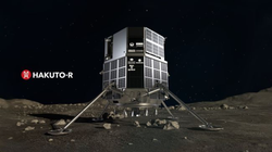 """Tàu vũ trụ """"Thỏ trắng"""" sẽ đổ bộ lên mặt trăng vào năm 2022"""