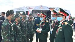Hình ảnh mới nhất của đoàn Việt Nam và lễ khai mạc Army Games 2020 và ARMY-2020