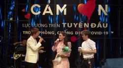 """Phi Nhung """"đắt hàng"""", """"bán"""" bài hát được hơn 100 triệu ủng hộ tuyến đầu chống Covid"""