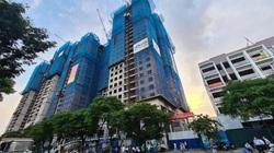 Sau xây dựng không phép, dự án Phương Đông Green Park lại xây sai phép