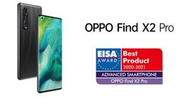 OPPO Find X2 Pro nhận giải thưởng EISA Awards 2020 – 2021