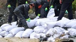 Lũ lụt vẫn hoành hành ở Trung Quốc, Cam Túc chìm trong ngập lụt