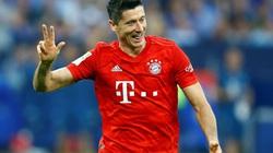 """Bayern vô địch Champions League, Lewandowski hoàn tất """"cú đúp"""" để đời"""