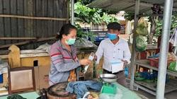 Quảng Nam: Anh Đào Quốc-cán bộ Hội nông dân nhiệt tình với công tác phòng chống dịch Covid-19