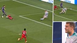 """Chân phải của Neuer được ví như """"vũ khí hủy diệt"""" PSG"""