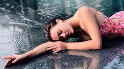 Người mẫu Ukraine xinh như thiên thần xác nhận hẹn hò với Bùi Tiến Dũng