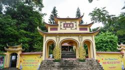 """Ngôi chùa ở làng ven Thủ đô từng xôn xao câu chuyện """"thánh vật"""""""