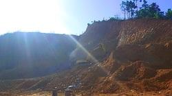 Lạng Sơn: Khai thác đất trái phép 10 năm, Công ty TNHH Hà Sơn vì sao chưa bị xử lý?