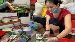 Phú Thọ: 30 năm làm loại bánh đặc sản, ở Hà Nội nghe tiếng rao bán lại nhớ quê nao lòng