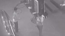 Nam thanh niên đi ô tô bị tố quỵt tiền dầu của nhân viên bán hàng