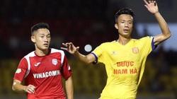 5 cầu thủ U22 Việt Nam có số phút ra sân nhiều nhất tại V.League