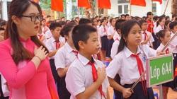 Học sinh cả nước tham dự lễ khai giảng năm học 2020 - 2021