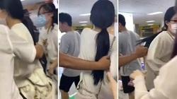 Lộ clip nữ ca sĩ Trung Quốc bị quấy rối trong hậu trường gây phẫn nộ