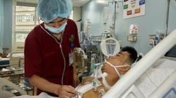 """Mổ """"tối khẩn cấp"""" xuyên đêm cứu sống bệnh nhân vỡ tim"""