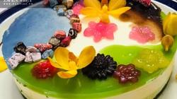 Cách làm bánh sinh nhật xinh lung linh, vừa ngon vừa rẻ mà không cần lò nướng