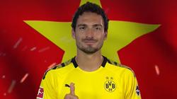 Ngôi sao Dortmund thử tài nói tiếng Việt siêu đáng yêu