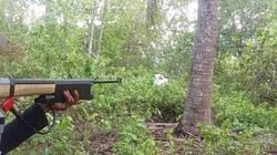 Nổ súng săn bắn trong phạm vi 1.000 mét tính từ đường biên giới trên đất liền bị phạt từ 30-40 triệu đồng