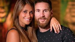Vợ đẹp của Messi phản ứng ra sao khi chồng đòi rời Barcelona?