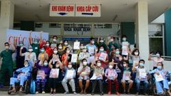 Số ca mắc Covid-19 tại Đà Nẵng xuất viện lớn nhất từ trước đến nay