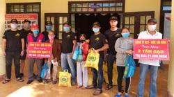 Dịch Covid-19: 400 suất quà đến với người dân khó khăn ở Quảng Nam