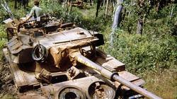 Bất ngờ xe tăng nặng nhất trong Chiến tranh Việt Nam
