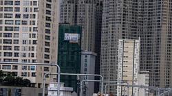 Chung cư dày đặc tuyến metro Bến Thành