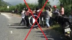 Phú Thọ: Làm rõ việc hàng chục nữ sinh đánh nhau trên đèo Cón