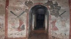 """Phát hiện """"quái vật xanh"""" trong cổ mộ 1.400 năm tuổi ở Trung Quốc"""