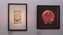 Chiêm ngưỡng tư liệu gốc về hành trình sáng tác Quốc huy Việt Nam