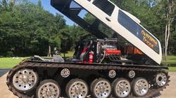 Xe chế: Xe tăng gắn động cơ Ford được rao bán 2,4 tỷ đồng