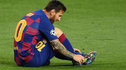 """Messi liên lạc với HLV Guardiola và Neymar, """"siêu bom tấn"""" sắp nổ?"""