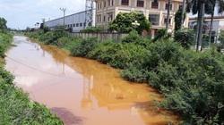 Hải Phòng: Người dân bức xúc vì doanh nghiệp xả thải gây ô nhiễm không bị xử lý
