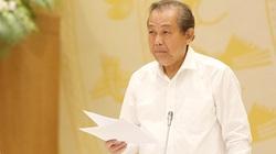 Ủy viên Bộ Chính trị, Phó Thủ tướng yêu cầu không để xảy ra lãng phí, tham nhũng khi thu phí không dừng