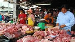 Lợn hơi xuống sát 70.000 đồng/kg, giá thịt ngoài chợ vẫn bát nháo